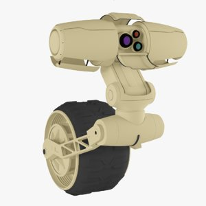 spy droid 3D model