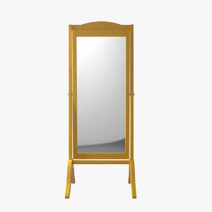 mirror infinite color octane 3D