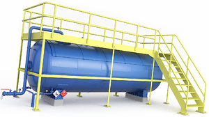 tank pressure model