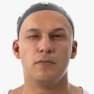marcus human head wink model