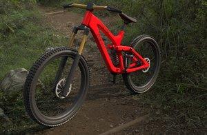 bicycle design 3D model