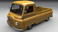 Morris J2 Pickup 1956