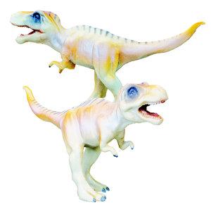 allosaurus toy 3D model