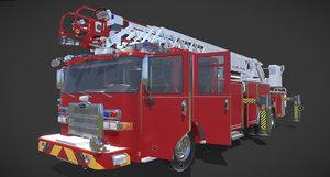 firetruck pierce model