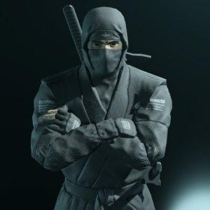 urban ninja 3D
