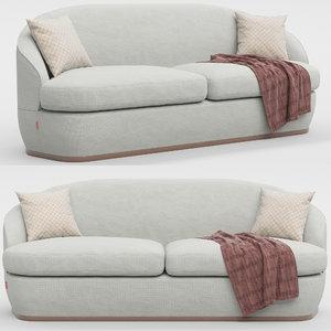 abyat pasadena sofa 3D model