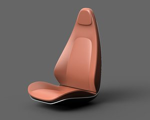 concept seat 3D