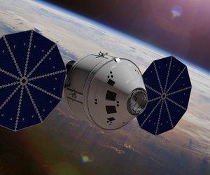 cev crew exploration vehicle 3D