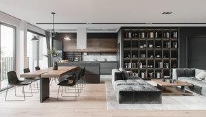indoors interior room 3D model