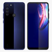 Motorola One Fusion Blue