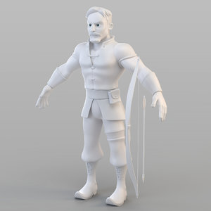 medieval hunter 3D