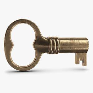 3D key 1