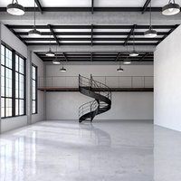 Industrial loft and office space