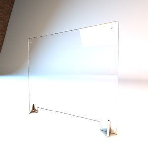 safety screen 3D