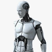 Elettron Cyborg Male