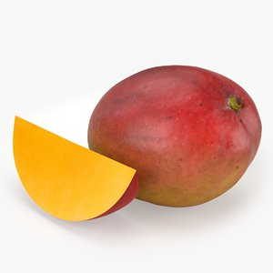 mango realistic 3D model