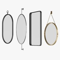 Waterworks mirrors collection