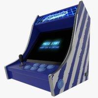 Classic Bartop Arcade Games