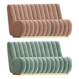 3D sophia sofa essential home