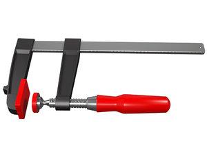 clamp tool 3D model