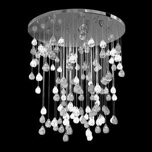 ceiling lamp petra krausov 3D model