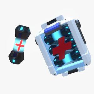 healthpack overwatch model