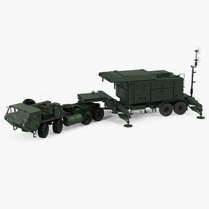 hemtt m985 patriot radar model