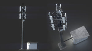 cell site 3D