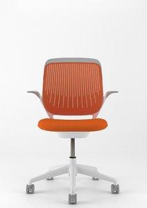 3D model task chair