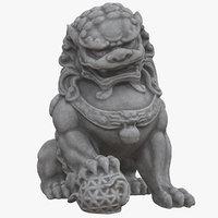 Imperial Guardian Lion