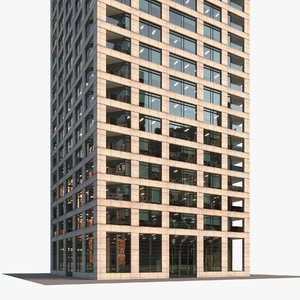 office building model