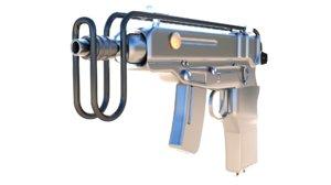 3D vz 61 skorpion model