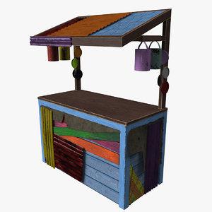 bar junk 3D