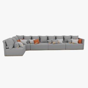saccaro sintra sofa model