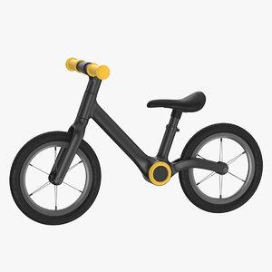 3D bike balance