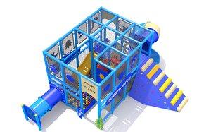 3D indoor playland