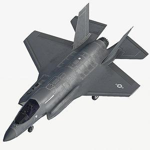 3D f 35 f35 model