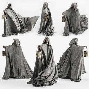 3D file cloak