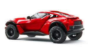 3D zarooq sand racer 500