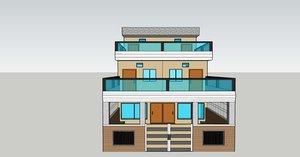 house designed 3D
