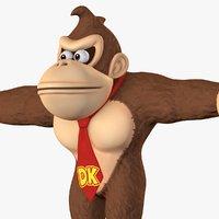 Donkey Kong Character