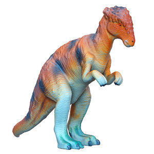 pachycephalosaurus toy 3D model