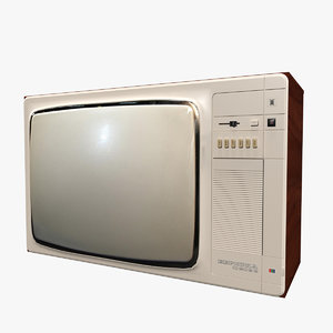 3D tv berezka soviet model