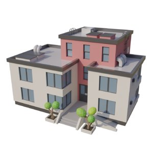 office 3D model
