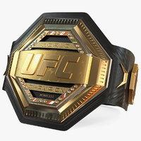UFC Legacy Championship Belt