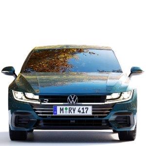 volkswagen arteon 2021 r-line model