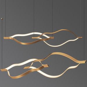 henge tape light 3D model