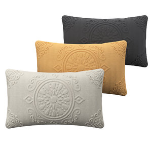 pillow decor cushions 3D