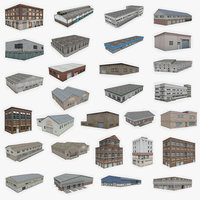 29 Industrial Buildings Collection