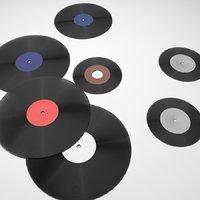 """Vinyl Records 12"""", 10"""